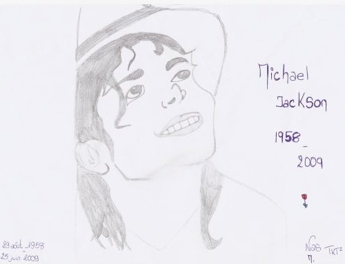 Michael Jackson par gsan-nas57